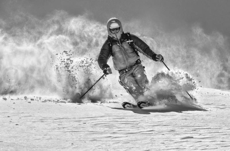Gran Paradiso ski tour
